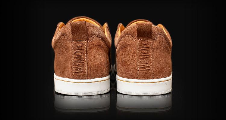 "Wemoto x ekn footwear ""The Birch"" Release bei Stereoki"