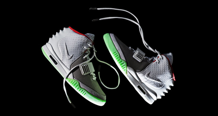 Nike Air Yeezy 2 Release bei Solebox und TGWO