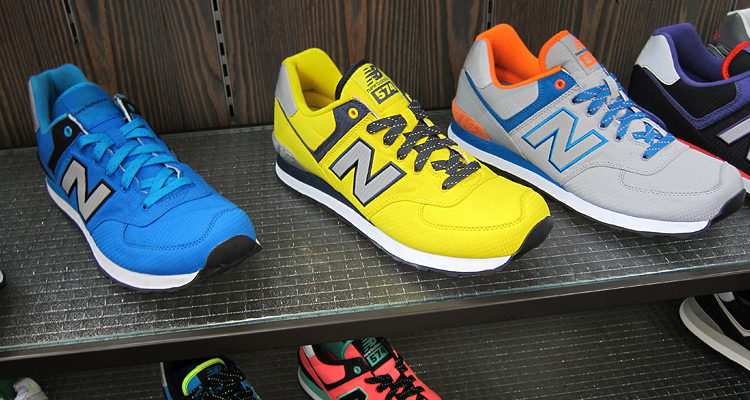 New Balance Spring / Summer 2013 Windbreaker Pack