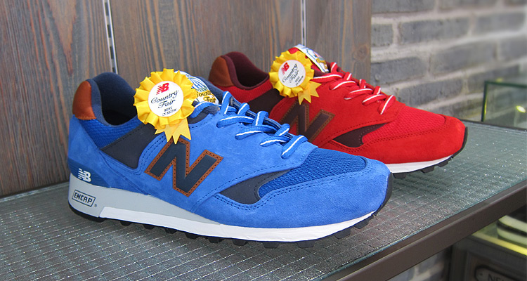 New Balance Spring / Summer 2013