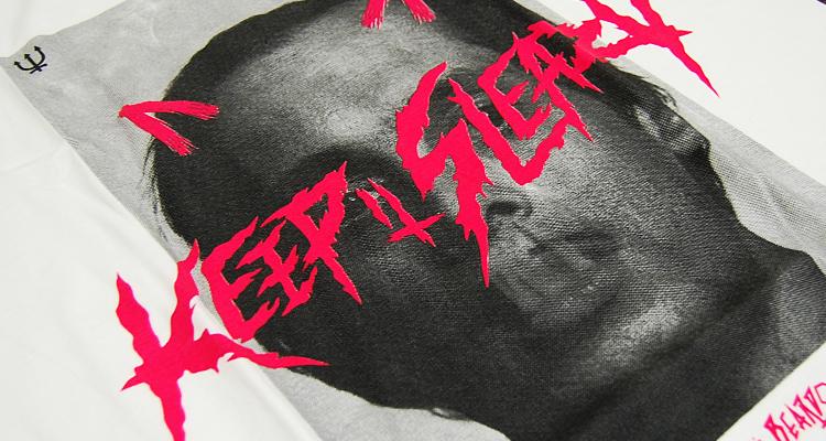 Weirdo Beardo Apparel, Keep It Sleazy John Waters T-Shirt