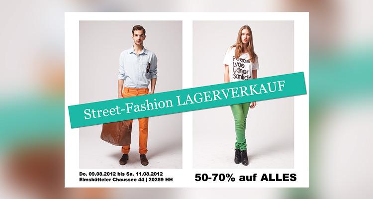 VERVE-Shop Street-Fashion Lagerverkauf