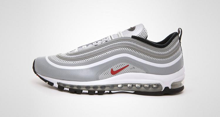 Nike Air Max 97 Hyperfuse Silver