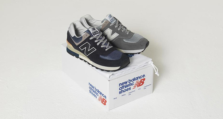 New Balance 576 25th Anniversary Pack