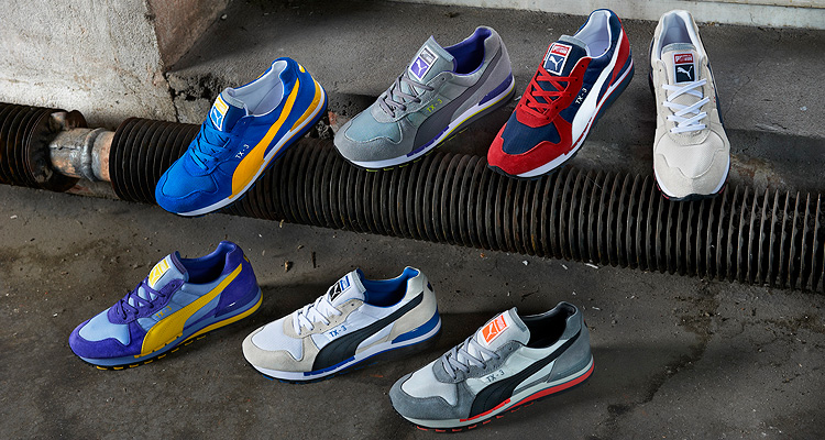 PUMA TX-3 Collection
