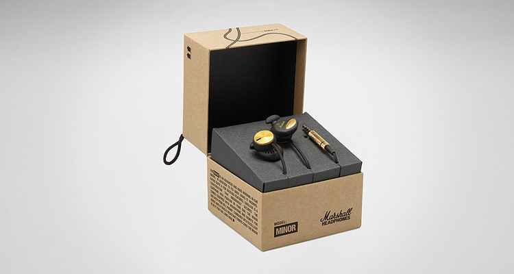 Marshall MINOR FX Black Headphones Verlosung