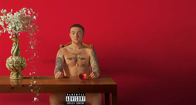 "Mac Miller ""Watching movies with the sound off"" Stream"