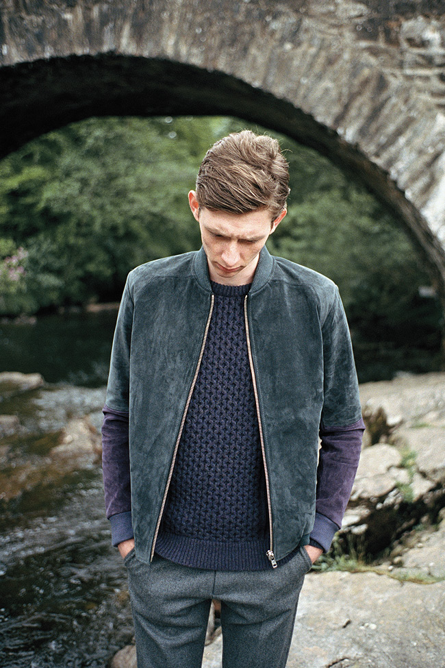 "BWGH Fall / Winter 13 collection ""Stonehaven"""