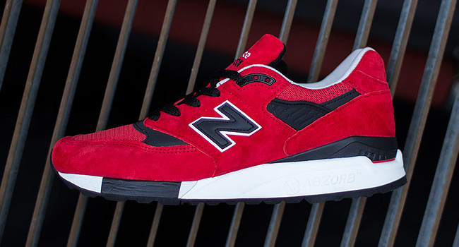 New Balance – M998RO made in USA (red/ white)