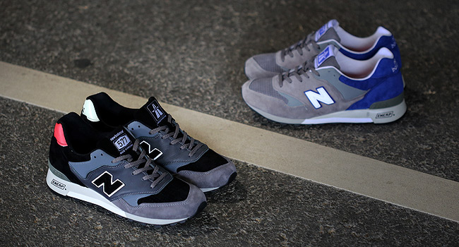 The Good Will Out x New Balance – Autobahn 577 – Day & Night