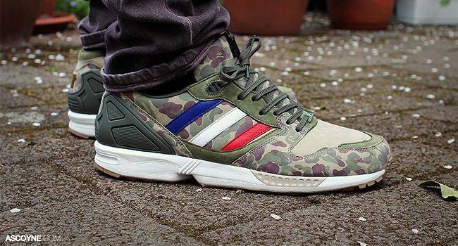 adidas Consortium Undefeated Bape ZX 5000