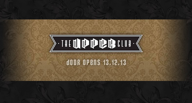 The Upper Club, (soft) store opening weekend