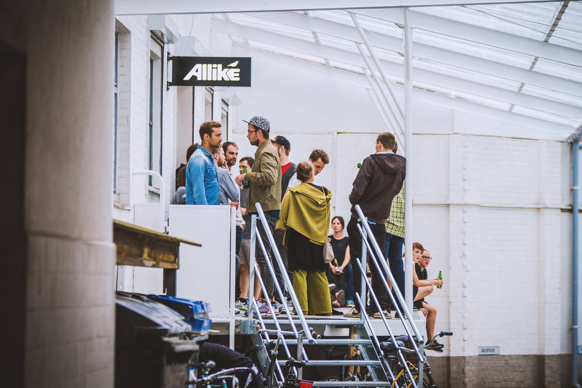 Allike Concept & Sneaker Store in Hamburg-Altona
