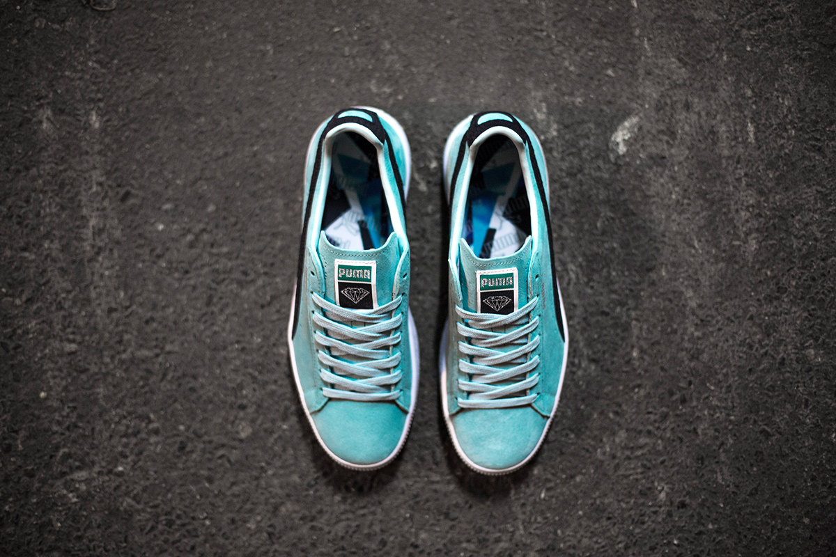 Puma x Diamond Supply Co. Clyde