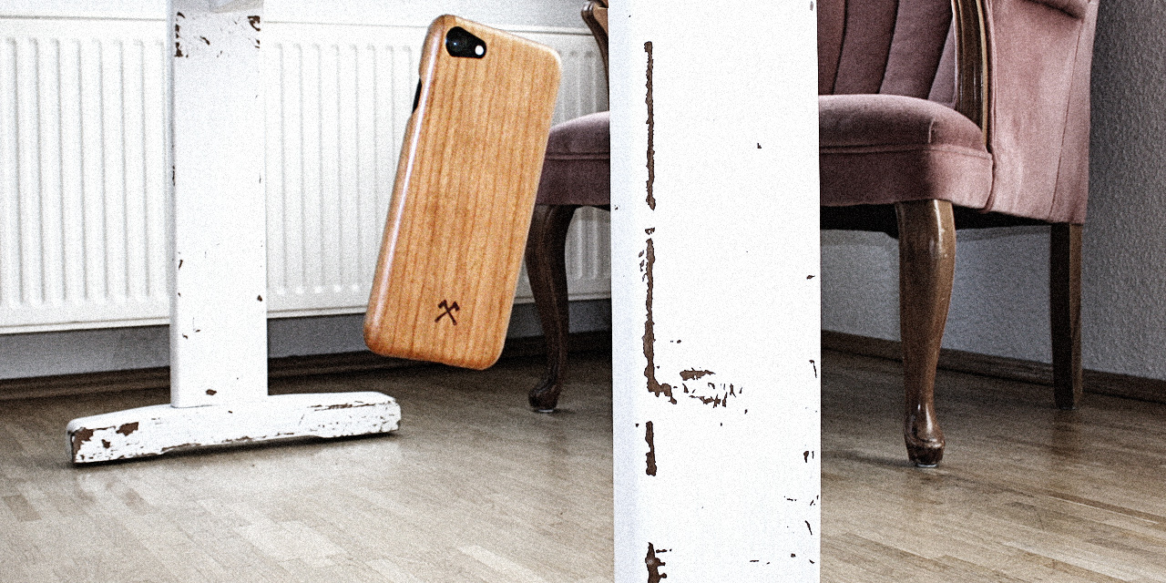 EcoCase Cevlar iPhone Case von Woodcessories