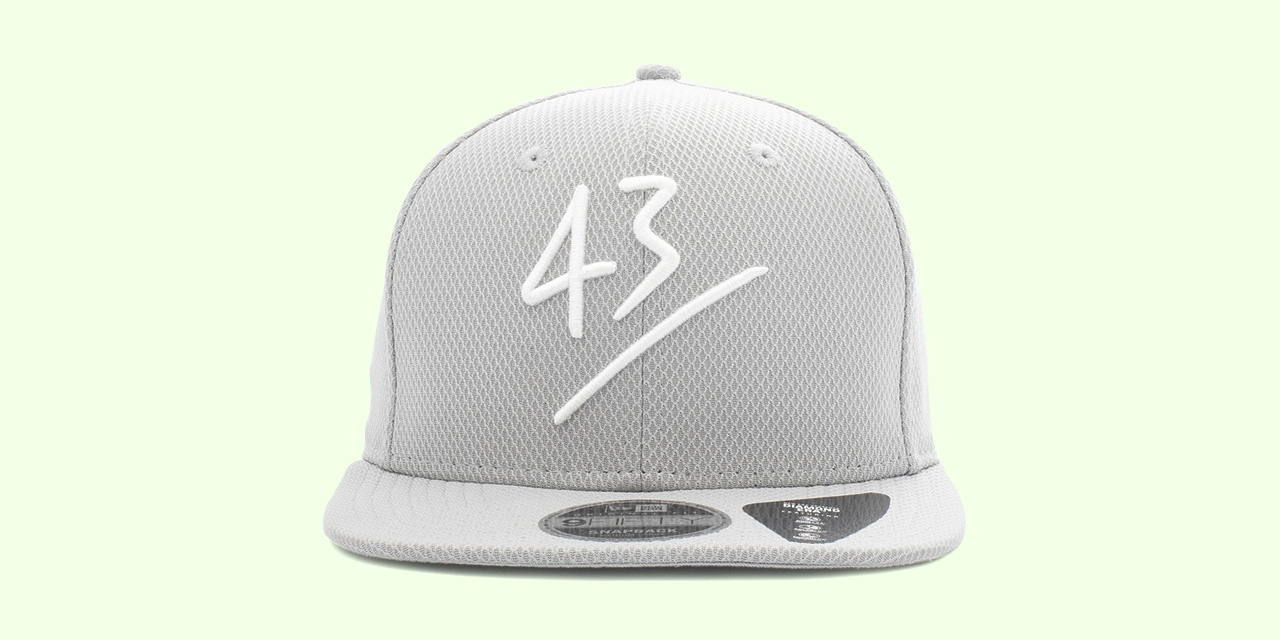 "New Era x 43einhalb 9Fifty Snapback ""Equality"""