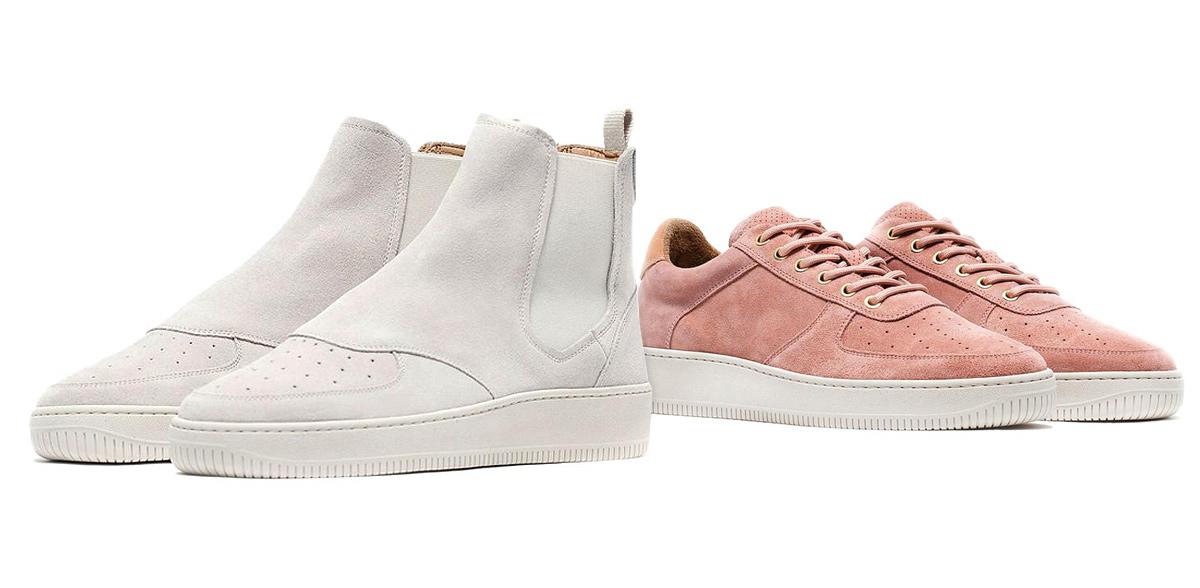 Kith X Aimé Leon Dore Chelsea Sneaker