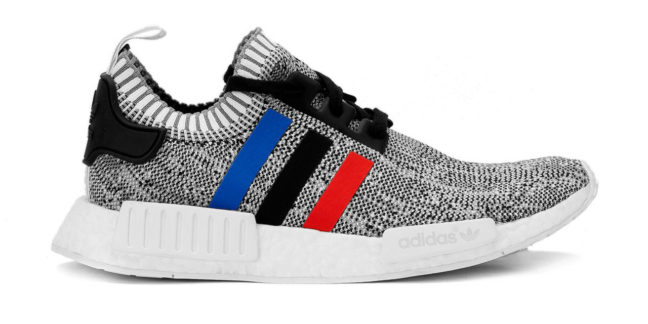 adidas NMD_R1 PK Tricolor White