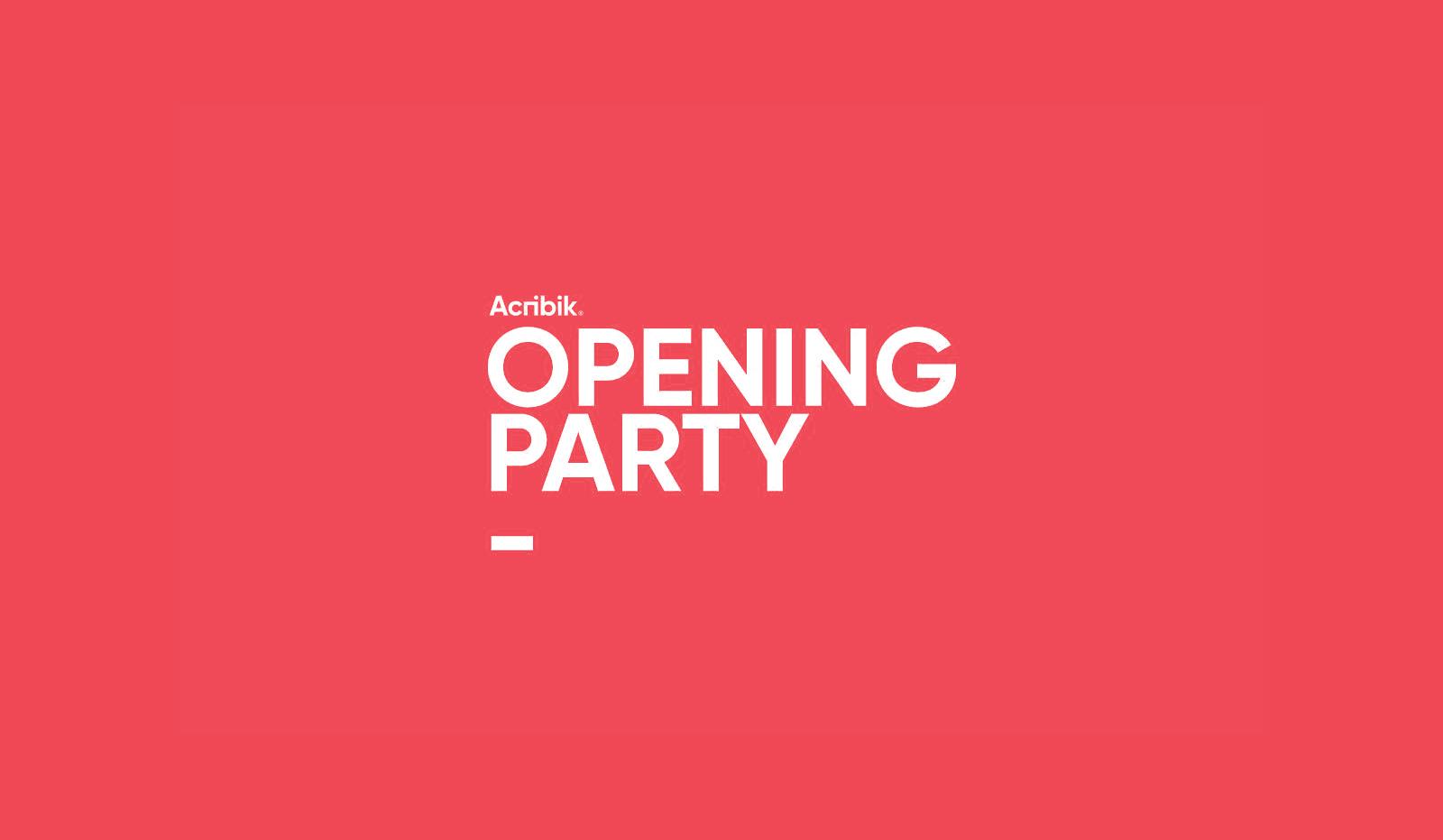 Acribik® Bonn | Opening Party