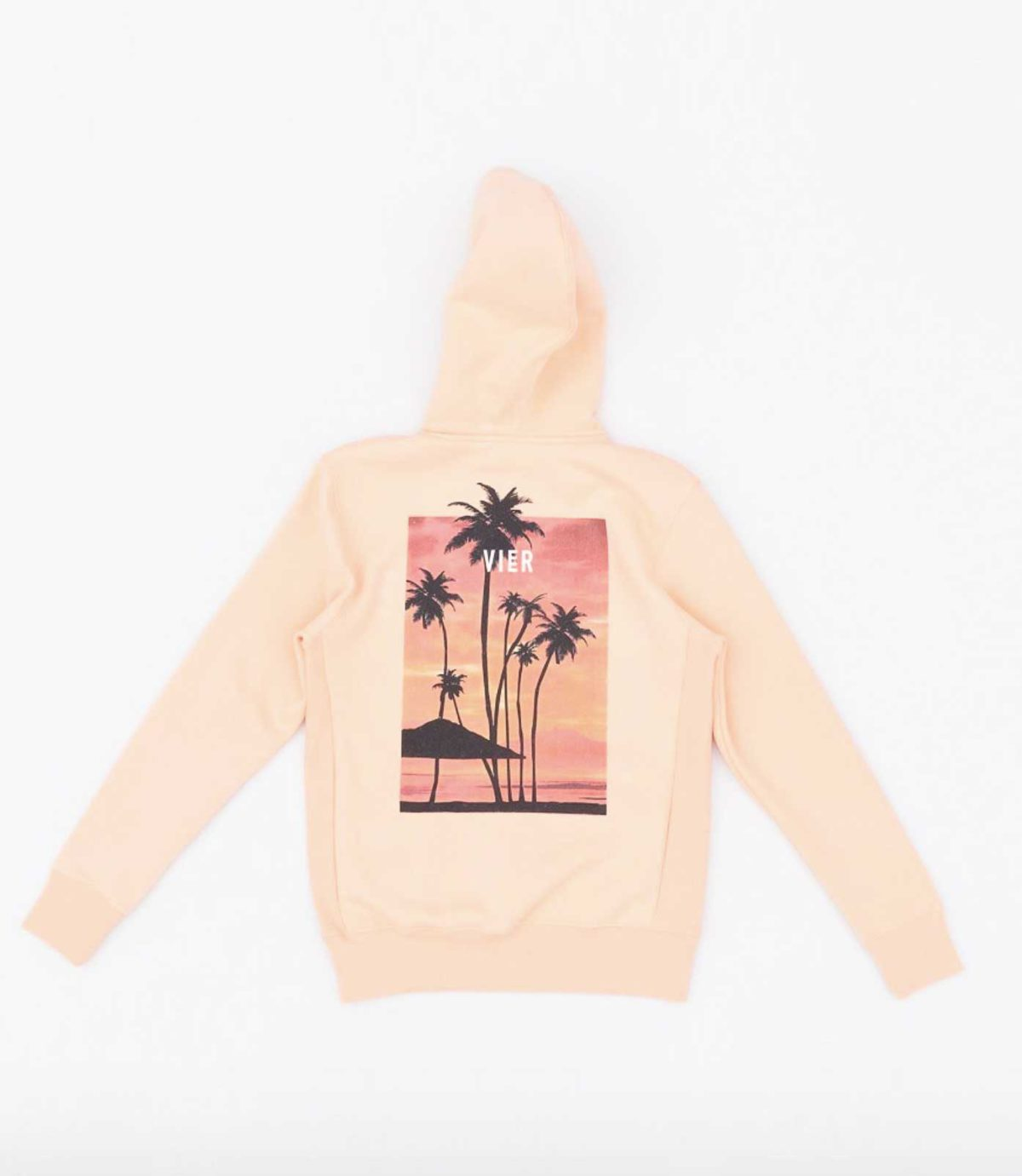 Vier Antwerp Palm Tree Hood Peach