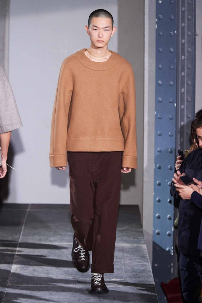 Acne Studios Men's Fall/Winter 2018