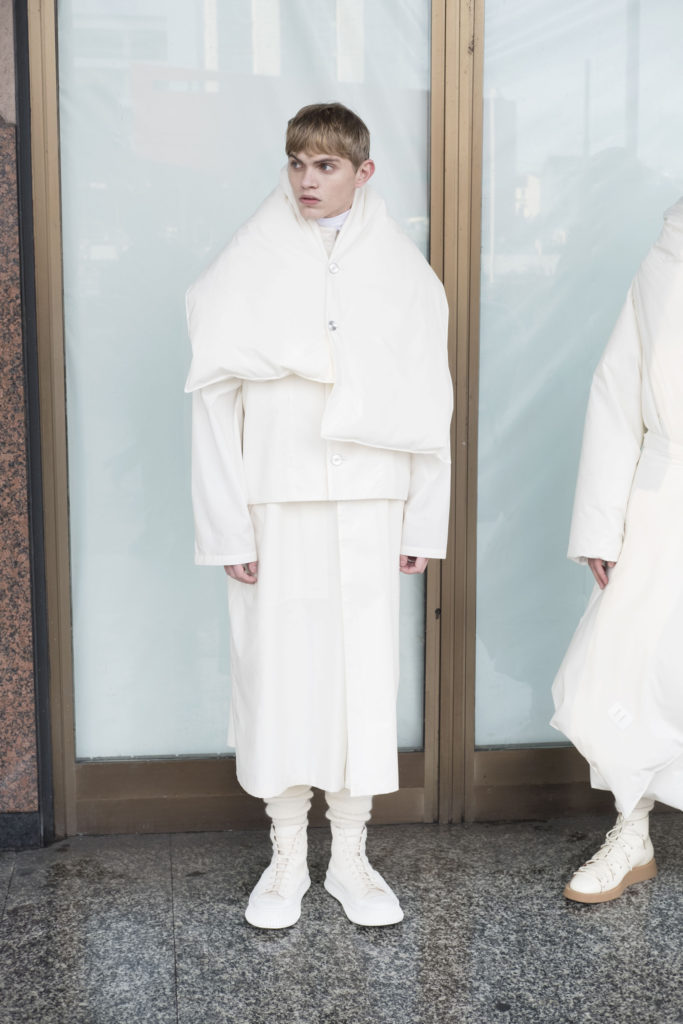Jil Sander Men's Fall 2018