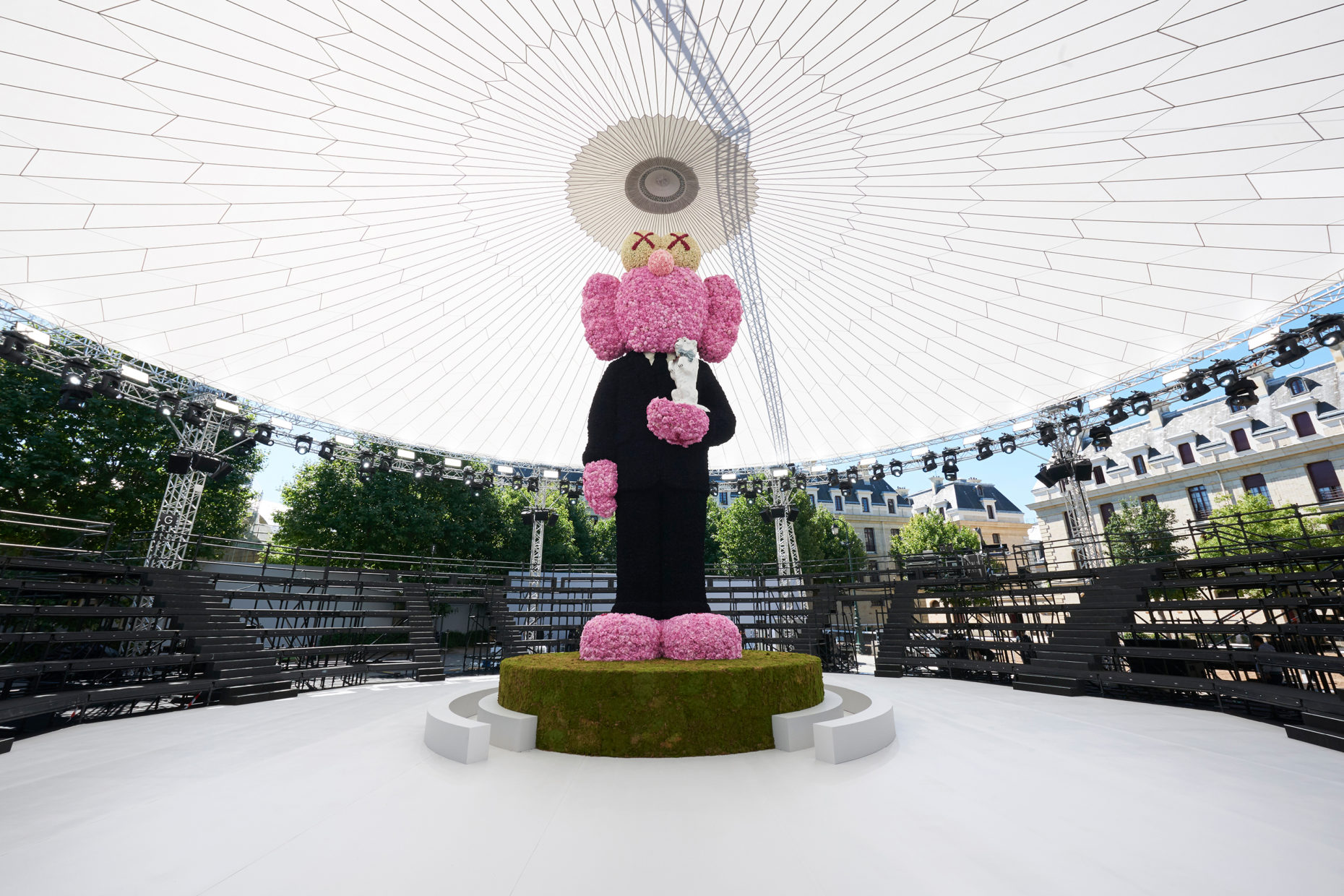 KAWS for Dior Homme Spring/Summer 2019