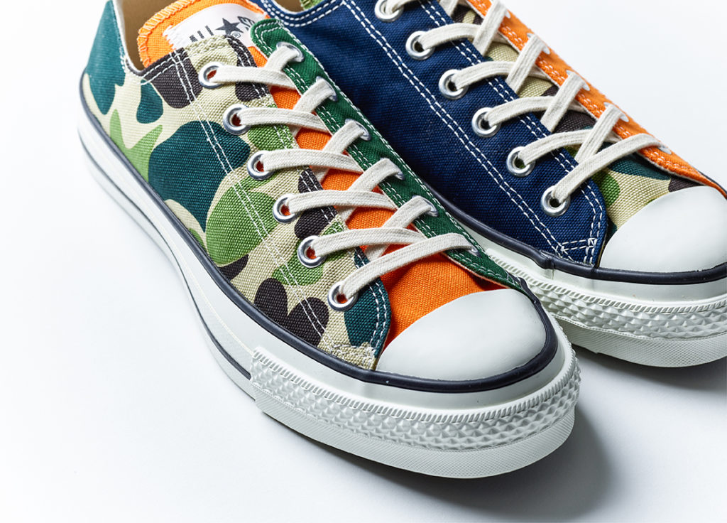 BILLY's Converse All Star J Re-Mix OX
