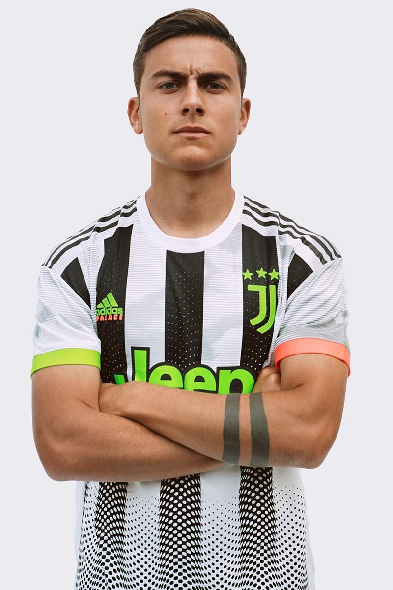 Juventus x Palace x adidas