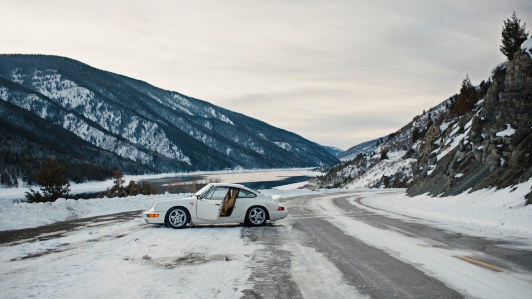 Aimé Leon Dore 964 Porsche Carrera 4